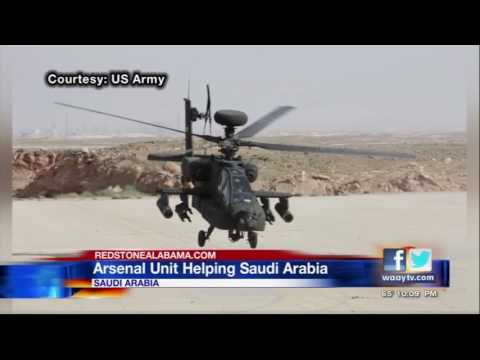 OPM-SANG supports Saudi Arabia's first Aviation Brigade