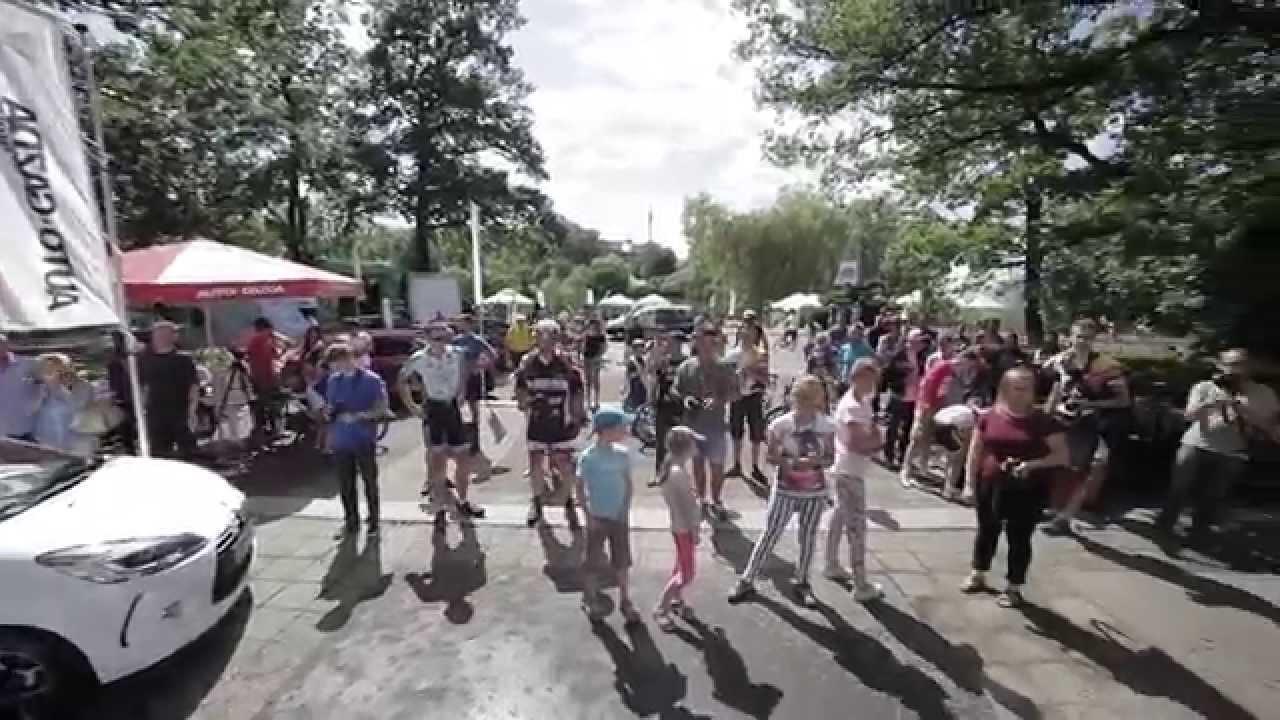 Eliminator MTB - Park Śląski - 26 lipca 2015
