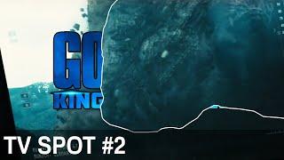 Godzilla: King of the Monsters- TV Spot #2