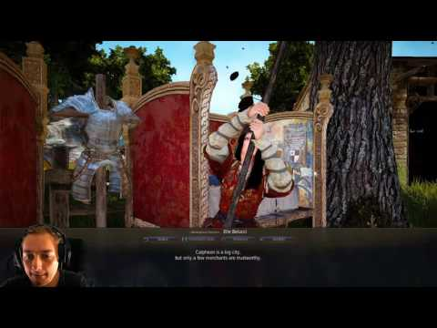 Lets Play Black Desert #199 Processing Alluvial Gold [ENG]