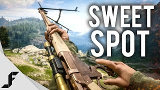 SWEET SPOT - Battlefield 1 Sniper One Hit Kill Guide