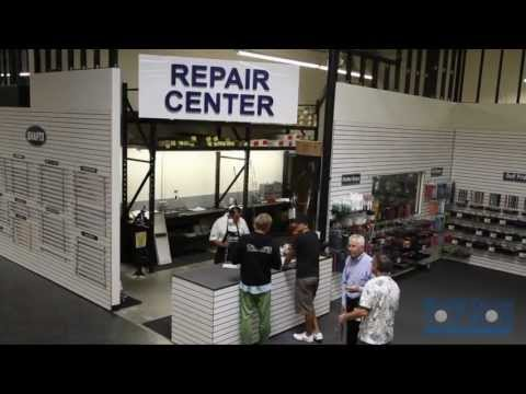 The Largest, Most Advanced Golf Shop in the World - Roger Dunn Golf Shops Santa Ana Superstore
