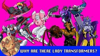 Should there be Female Transformers?