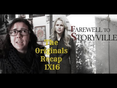 The Originals Recap: Farewell to Storyville