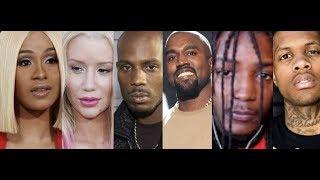 Baixar Cardi B Money and Iggy Azalea Sally Walker THE SAME, Lil Durk Lil Mister, DMX Kanye West Sunday