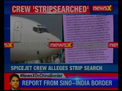 SpiceJet to investigate allegations of strip search by cabin crew