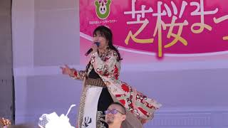 ジュピアランドひらた  芝桜まつり 2019.4.28.