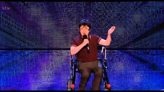 Britains Got Talent 2013 - Jack Carroll 14 year old school boy Comedian - Hilaroius