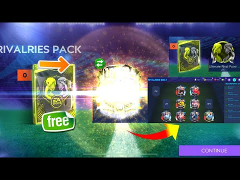 Download CHEAPEST WAYS TO COMPLETE SBC IN RIVALRIES EVENT | WE CLAIMED A 107+ | FIFA MOBILE 21