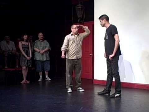 Level 1 Improv Grad Show at THE PIT, NYC.