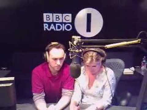 Chris Moyles Show Two Word Tango Part 2