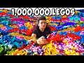 - I Made A Huge Artwork With 1,000,000 Legos