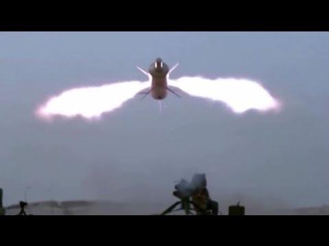 صاروخ التاو يحصد
