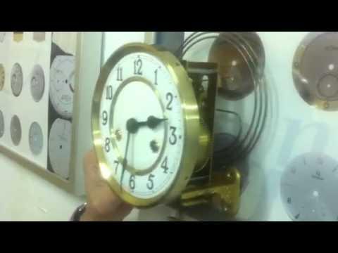 Restauraci n y reparaci n maquinaria reloj de pared por - Reloj pared adhesivo ...