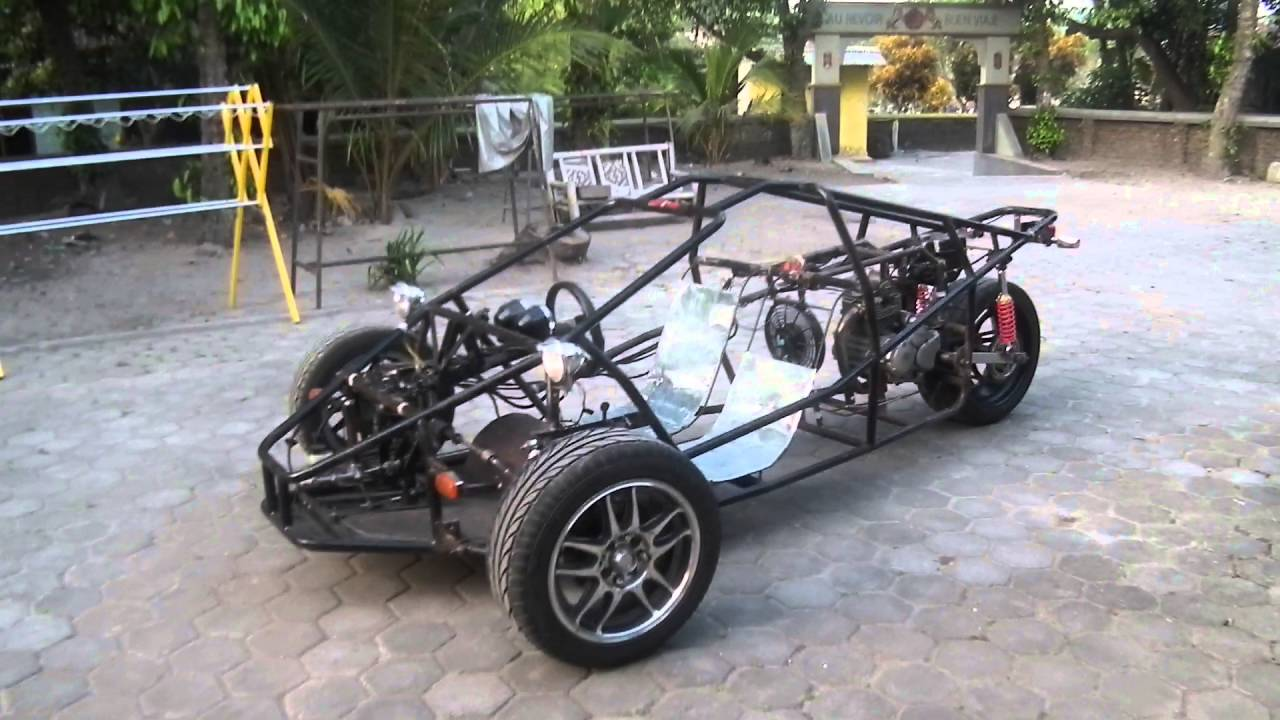 Wheel Car Chassis Design