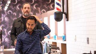Aveda Men + InsideHook | Haircare Tips for Thinning Hair