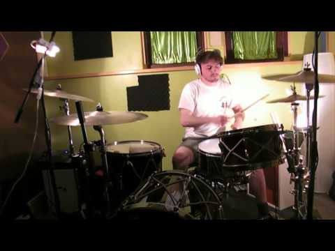 Underoath - Paper Lung ( Drum Cover ) mp3