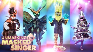The Masked Singer Episode 8: Reveals, Theories and New Clues!