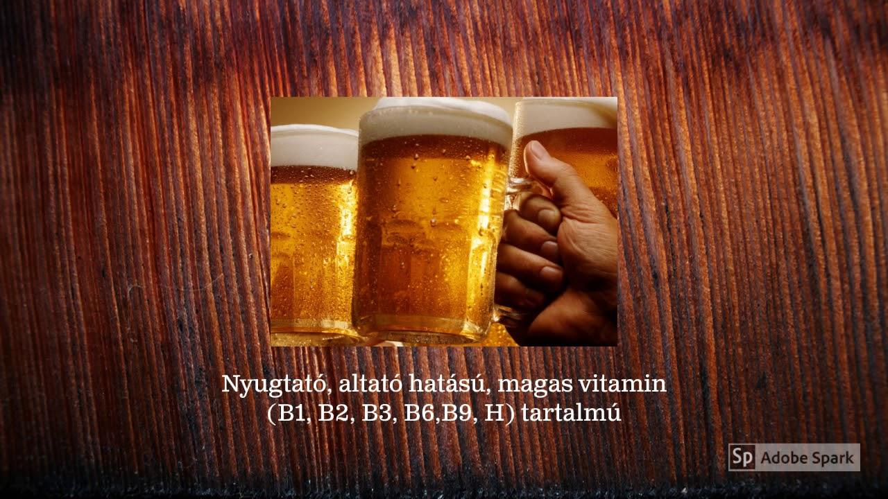 hogyan befolyásolja a sör a látást szemedzés a látáslátás javítása érdekében