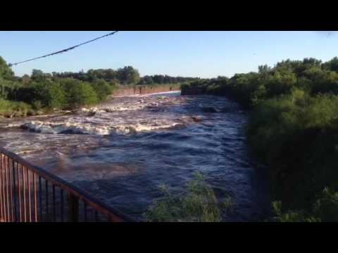 Farías dijo que el cambio en Recursos Hídricos fue para tomar una acción más rápida