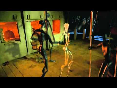 The Glassworks - Režie A.Klimt, Hudba Komár