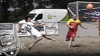 Creators FC vs De Brandweer (Joshua Agteres on FIRE!)