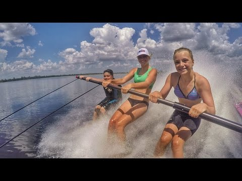 World Barefoot Center - The Home of Barefoot Waterskiing!