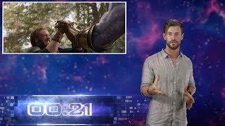 Avengers Endgame   Chris Hemsworth Recap