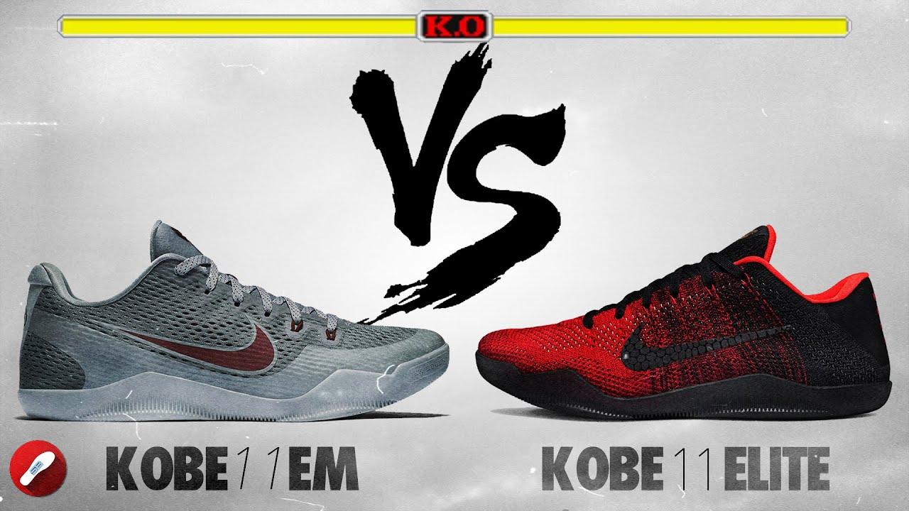 Nike Kobe 11 Orange