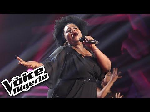 Jahtell - 'Proud Mary' / Live Show/ The Voice Nigeria/ Season 2