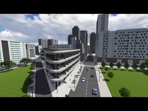 Dự án khách sạn căn hộ Broadway, Mercan | interimm.vn
