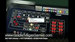 Online Craps Game * Play Free