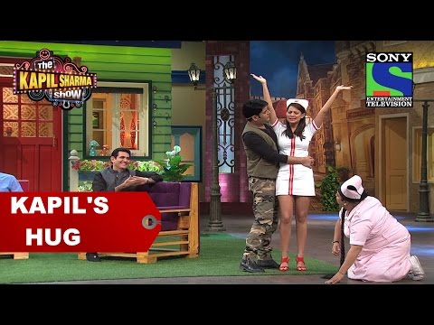 Kapil Sharma wants to hug Lottery – The Kapil Sharma Show