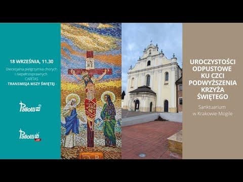 Uroczystości ku czci Podwyższenia Krzyża Świętego (18 września 2020)