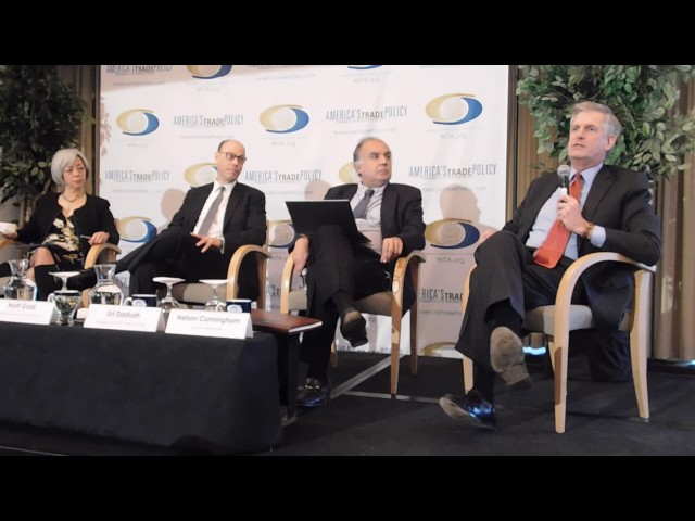 2/9/17 WITA Event: NAFTA 2.0? Introduction and Opening Remarks