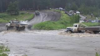 Чемпионат РФ по автокроссу. г. Реж, 2017