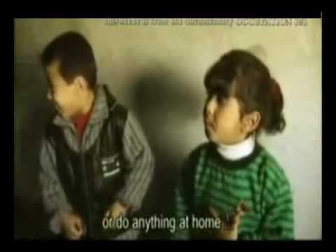 Houses in Gaza