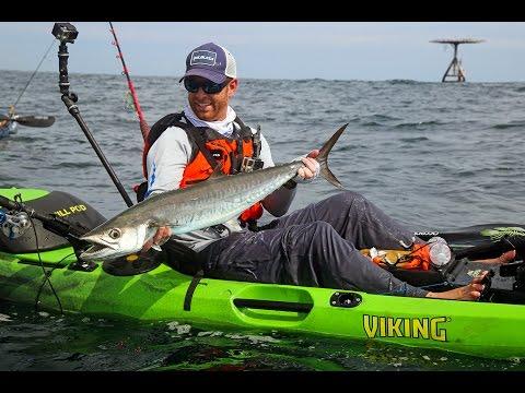 Viking Kayaks: Railblaza Ed. Profish Reload Walkthrough