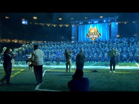 Outstanding  The Gap Band  SU Human Jukebox  Bayou Classic BOTB 2017  4K