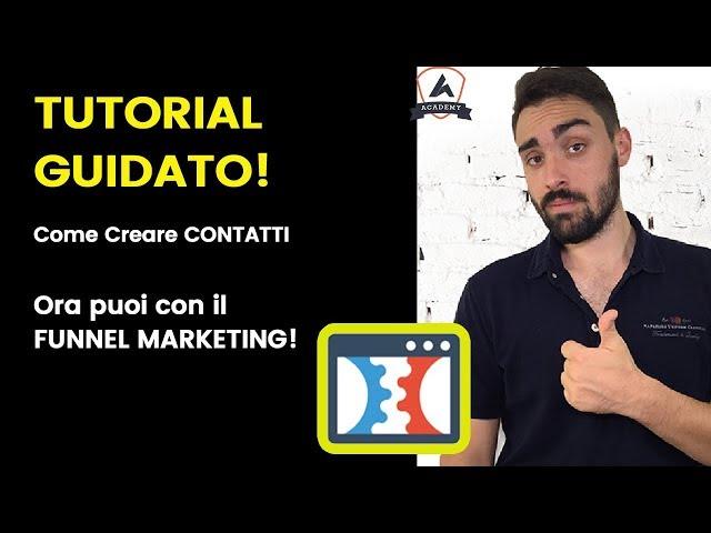 ClickFunnels & Funnel Marketing per trovare clienti online - Tutorial italiano
