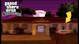 ¿Que Pasa Si Vamos a las 2 AM a Casa de Ryder después de su Muerte? GTA SA