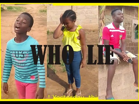 VIRAL VIDEO/ WHO LIE/FUNNY VIDEO/NHYIKOD COMEDY/MARK ANGEL COMEDY/ YAWA