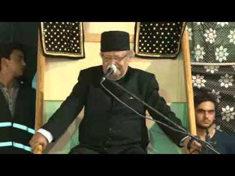 06 Majlis 06 Muharram 1438 2016 Allama Talib Jauhary