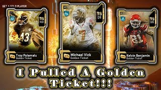 I PULLED A GOLDEN TICKET!! 2 Million Coin Pack Opening! Madden 20 Ultimate Team