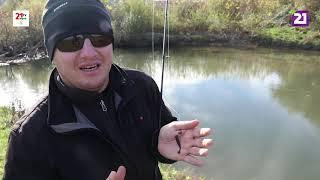 Ловля окуня на джиг-спінінг в селі Квасово на річці Боржава