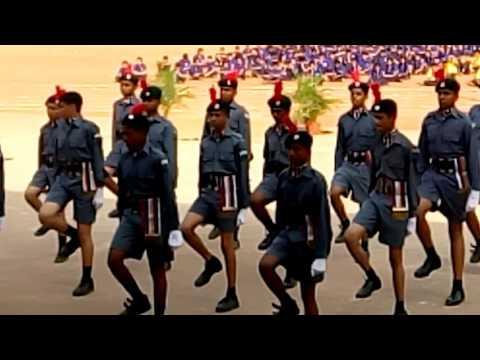 St. Aloysius high school kodialbail.  Annual sports meet 2016 mangalore india