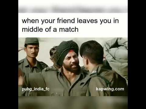 Best Funniest Pubg Memes India Youtube