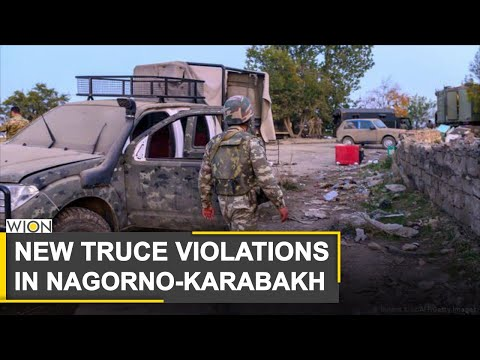 Armenia-Azerbaijan conflict: New truce comes into effect in Nagorno-Karabakh | World News