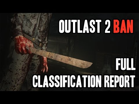 Censored Gaming Hears Back From Australia On Outlast 2 Ban