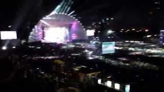 Ceca - Poziv, Usce 28.06.2013